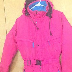 Snow suit for kids